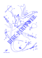 LENKER / KABEL YP400 400 yamaha-motorrad 2007 MAJESTY FIG_27