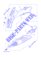 BLINKER YP400 400 yamaha-motorrad 2007 MAJESTY FIG_33